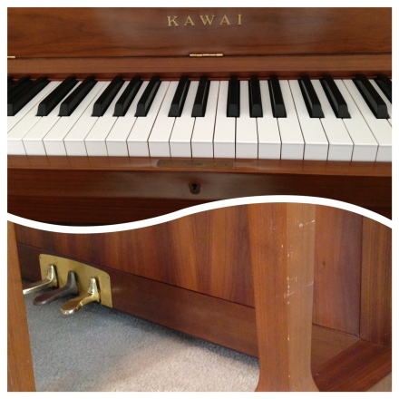 piano blemishes