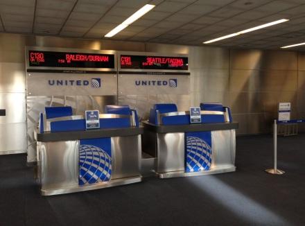 RDU bound gate