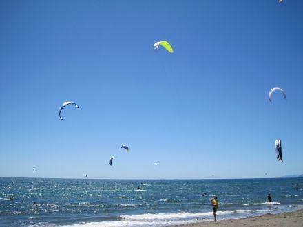 Beach Capalbio