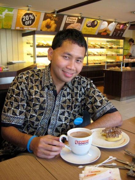 Dunkin' Donuts Jakarta
