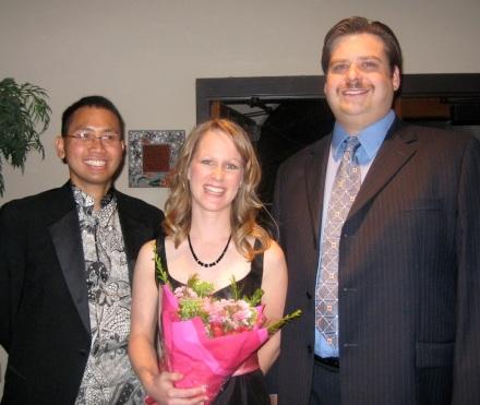 Swara Sonora Trio premiere