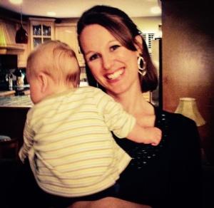 Kathryn & Baby A