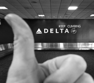 Thumbs up Delta